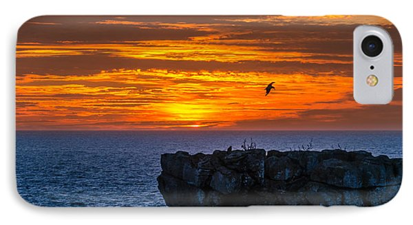 Sunset In Cabo Carvoeiro I IPhone Case