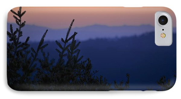 Sunset In California IPhone Case by Alex King