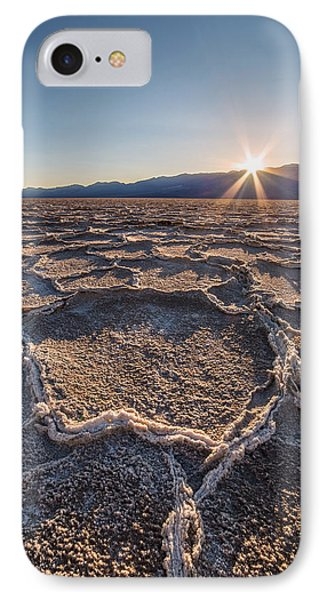Sunset In Death Valley  Phone Case by Pierre Leclerc Photography