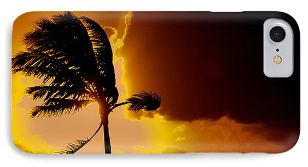 Sunset In Long Island Phone Case by Victor Minca