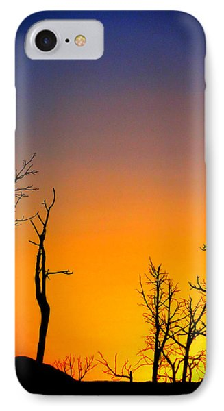 Sunset In Mesa Verde IPhone Case by Dan Sproul