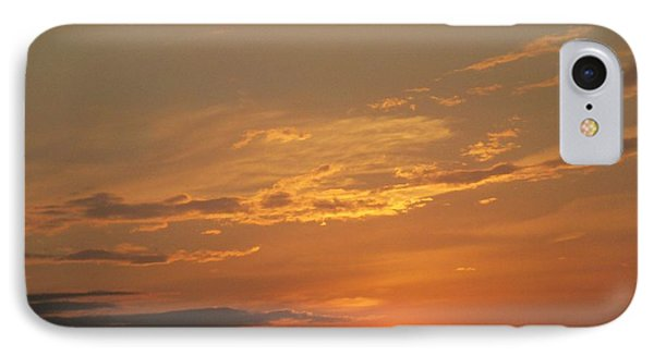 Sunset In St. Peters IPhone Case by Kelly Awad