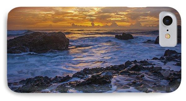 Sunset In Tamarindo IPhone Case