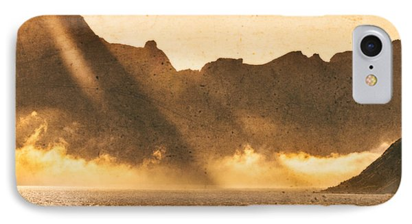 IPhone Case featuring the photograph Sunset In The Arctic  by Maciej Markiewicz