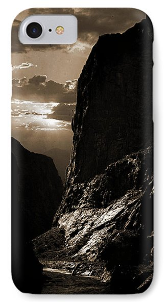 Sunset In The Royal Gorge, Col, Jackson, William Henry IPhone Case