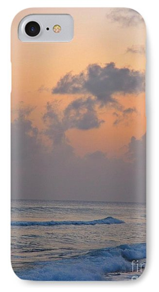 Sunset In The Tropics Phone Case by John Malone