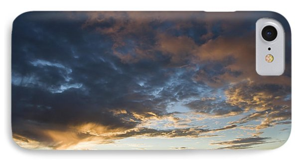 Sunset In Utah Phone Case by Delphimages Photo Creations