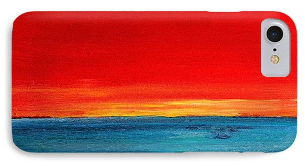 Sunset 2012 IPhone Case