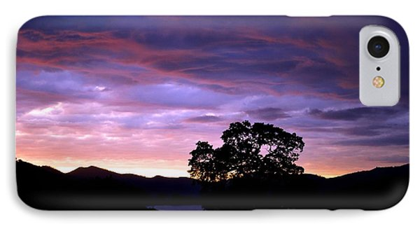 IPhone Case featuring the photograph Sunset Lake by Matt Harang