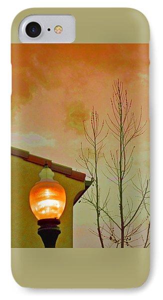 Sunset Lantern Phone Case by Ben and Raisa Gertsberg