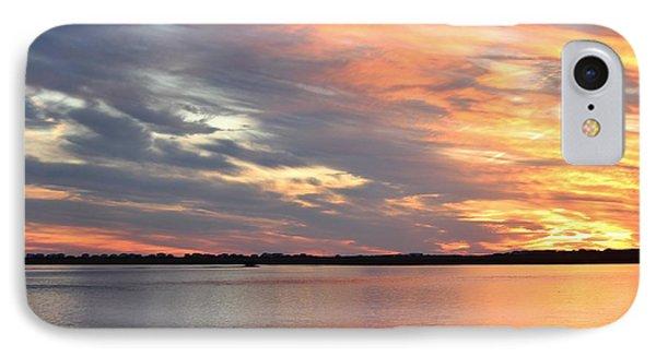 Sunset Magic IPhone Case by Cynthia Guinn
