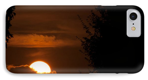 Sunset IPhone Case by Miguel Winterpacht
