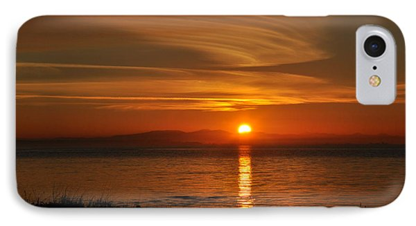 IPhone Case featuring the photograph Sunset Mood by Sabine Edrissi