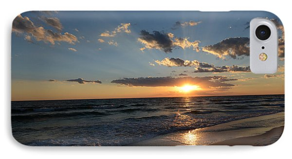 IPhone Case featuring the photograph Sunset On Alys Beach by Julia Wilcox