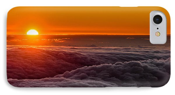 Sunset On Cloud City 1 IPhone Case