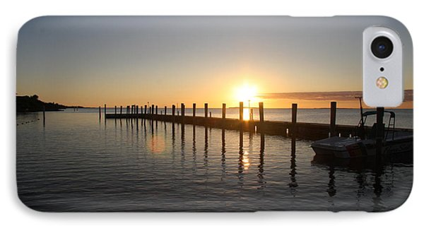 Sunset On Key Largo IPhone Case by Christiane Schulze Art And Photography