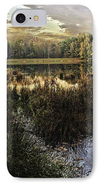 Sunset On Shorts Lake 2 IPhone Case