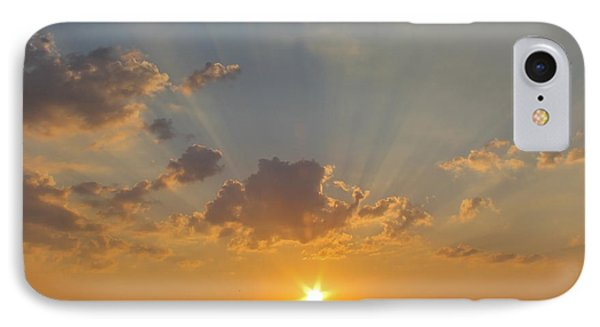 Sunset On The Bay  Phone Case by Justin Connor