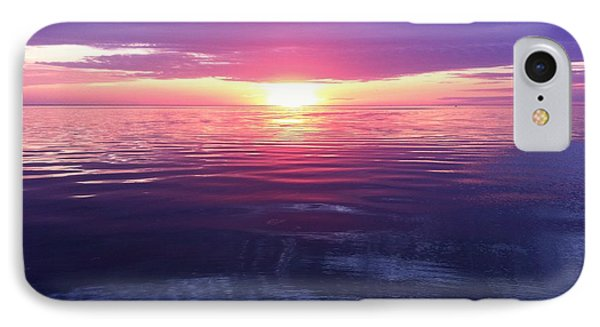 IPhone Case featuring the photograph Sunset On The Bay by Tiffany Erdman