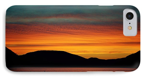 Sunset On The Hudson IPhone Case