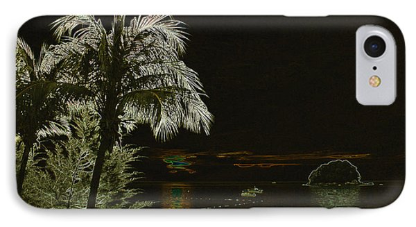 Sunset On Tioman Island IPhone Case by Sergey Lukashin
