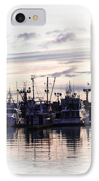 Sunset Over Bellingham Bay IPhone Case
