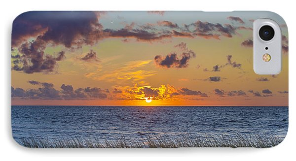 Sunset Over Cape Cod Bay IPhone Case by Diane Diederich
