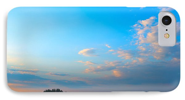 Sunset Over Frenchman Bay IPhone Case by Diane Diederich
