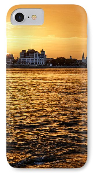Sunset Over New Orleans Phone Case by Patricia Sanders