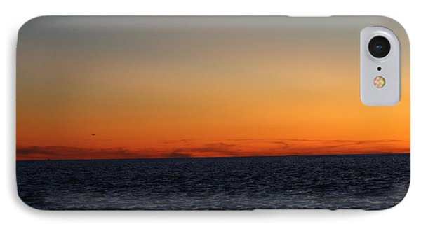 IPhone Case featuring the photograph Sunset Over Point Lookout by John Telfer