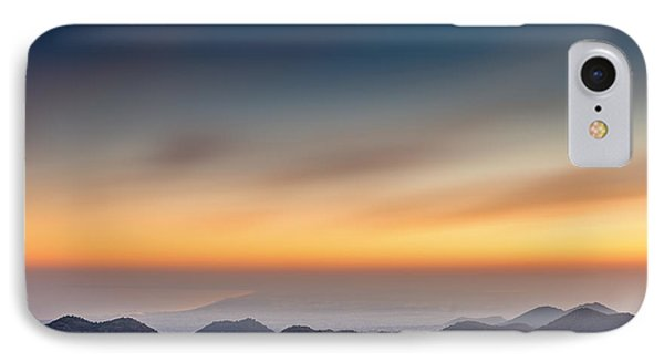 Sunset Over The Gulf IPhone Case by Alfio Finocchiaro