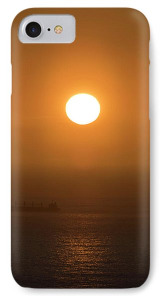 Sunset Over The Ocean, Cape Town IPhone Case by Panoramic Images