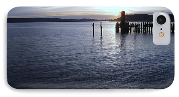 Sunset Over Titlow IPhone Case by John Rossman