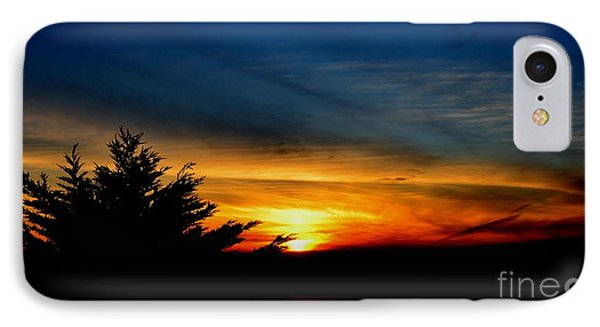 Sunset Overlooking Pacifica Ca  Phone Case by Jim Fitzpatrick