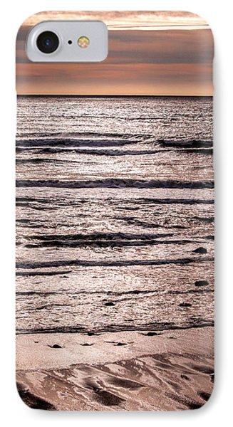 Sunset Ocean IPhone Case by Roxy Hurtubise