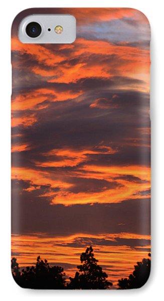 Sunset IPhone Case by Pamela Walton