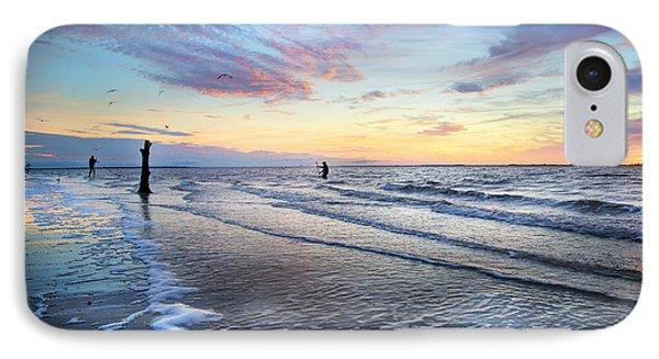 Sunset Paradise Jekyll Island  IPhone Case