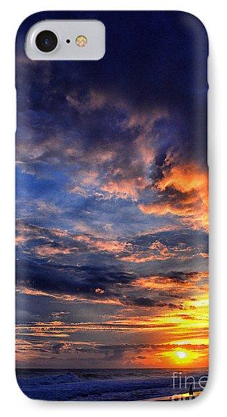 Sunset Photo Shoot Banzai Beach  IPhone Case by Thomas R Fletcher