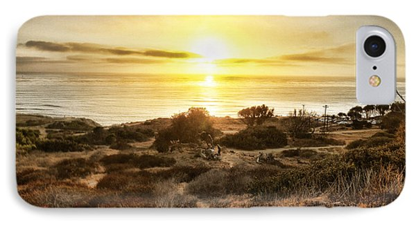 IPhone Case featuring the photograph Sunset Point Loma 20130915 by Jeremy McKay