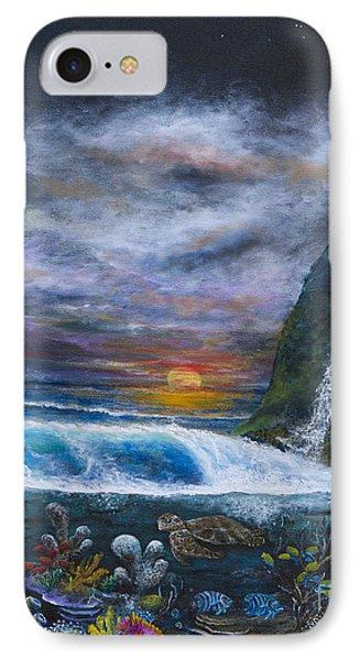 Sunset Reef Phone Case by John Garland  Tyson