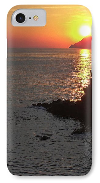 IPhone Case featuring the photograph Sunset Reflection by Natalie Ortiz