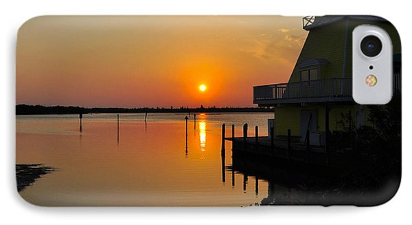 Sunset Reflections IPhone Case by Jim Brage