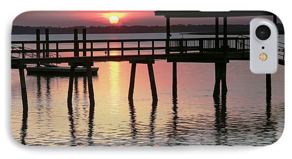 Sunset Reflections Phone Case by Phill Doherty