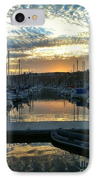 Sunset Reflections Phone Case by Traci Lehman