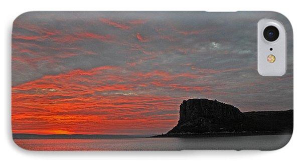 Far North Queensland iPhone 7 Case - Sunset Rock by Casey Herbert