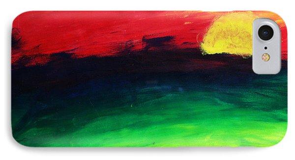 Sunset IPhone Case by Salman Ravish