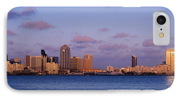 Sunset, San Diego, California, Usa IPhone Case by Panoramic Images