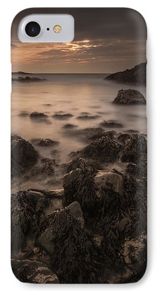 Sunset Seascape Phone Case by Andy Astbury