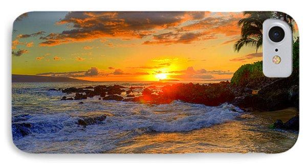 Sunset Secret Cove  IPhone Case