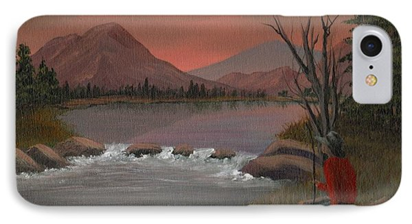 Sunset Serenade IPhone Case by Sheri Keith